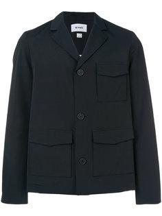 пиджак с накладными карманами Sunnei