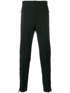 приталенные брюки скинни Moncler Grenoble