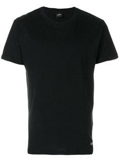 футболка с заплаткой с логотипом Les (Art)Ists