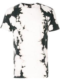 футболка с эффектом обесцвечивания Les (Art)Ists