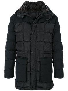 пуховое пальто Z Zegna