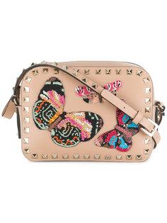 сумка на плечо Rockstud Butterfly Valentino