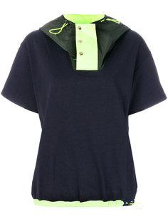 футболка с капюшоном Kolor