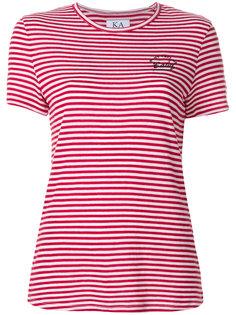 полосатая футболка Zoe Karssen