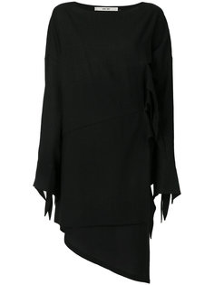 асимметричное платье миди Damir Doma