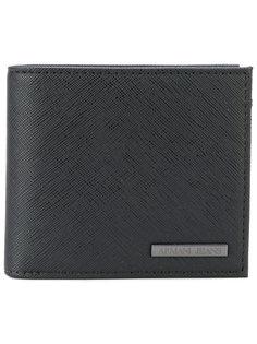 бумажник с логотипом Armani Jeans