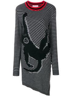 трикотажное платье-свитер Sonia Rykiel