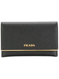 визитница Saffiano Prada