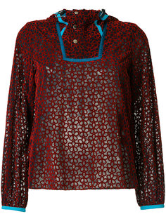 блузка с капюшоном Kolor
