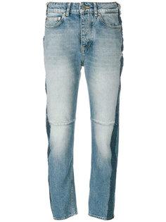 укороченные джинсы с лампасами Golden Goose Deluxe Brand
