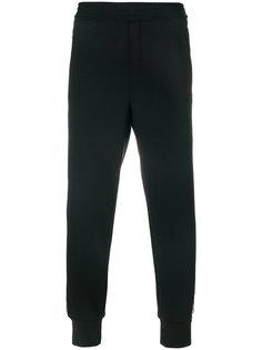 спортивные брюки с полосками по бокам Neil Barrett