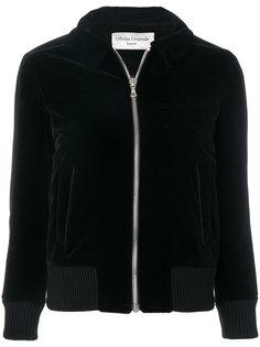 бархатная куртка-бомбер Officine Generale