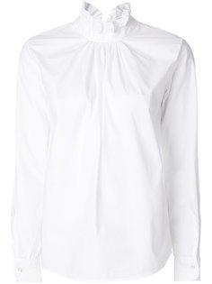 рубашка с воротником со сборками Officine Generale