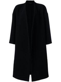 приталенное пальто с драпировками Ter Et Bantine