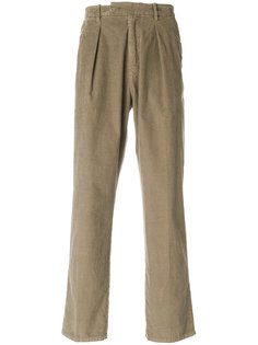 брюки-чинос строгого кроя Dondup