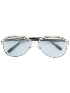 солнцезащитные очки-авиаторы Linda Farrow Gallery