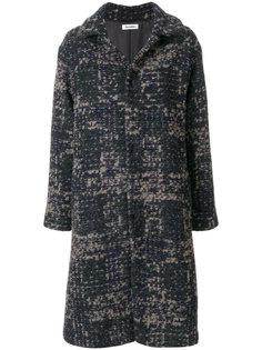 трикотажное зимнее пальто букле Plantation