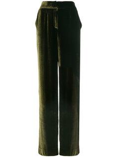широкие брюки Rhea Costa