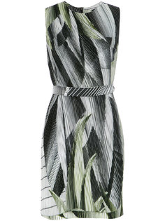 geometric print dress Tufi Duek