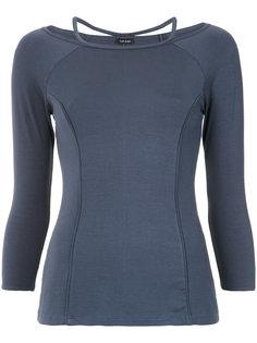 panelled blouse Tufi Duek