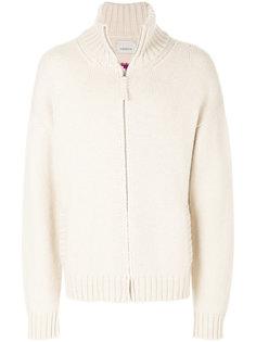 трикотажный свитер на молнии Laneus