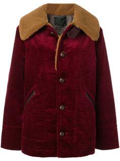 свободная вельветовая куртка Marc Jacobs