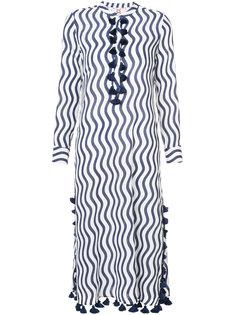 длинное платье-кафтан Paolina Figue