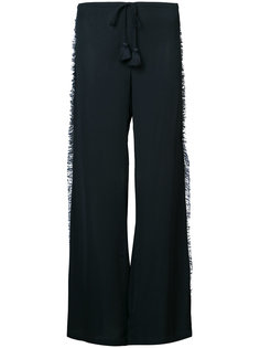 Simone wide trousers Figue