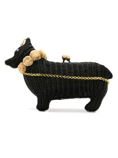 straw Dog clutch Serpui