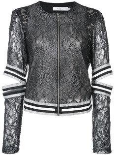 кружевная куртка Patbo
