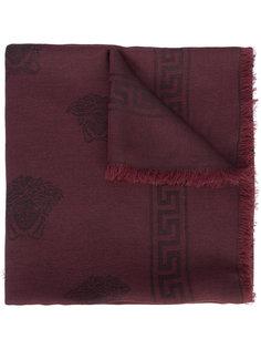 шарф с логотипом Medusa Versace