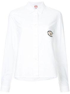 рубашка Wonky с деталью из бисера Shrimps