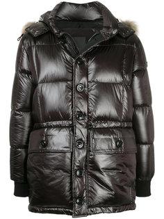 стеганая куртка с капюшоном Tatras