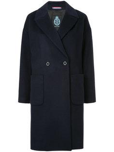 двубортное пальто Guild Prime