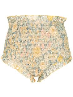 шорты с принтом  Alice Mccall