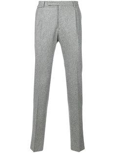 брюки строгого кроя Tagliatore
