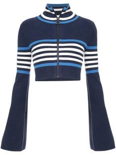 укороченный свитер на молнии Fenty X Puma