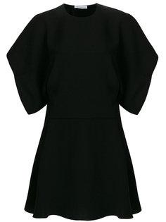 платье с открытой спиной  JW Anderson