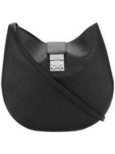 сумка-хобо на плечо MCM