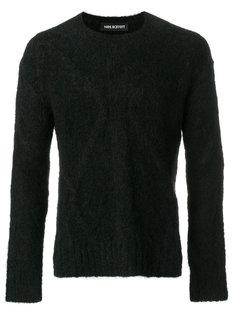 свитер свободного кроя Neil Barrett