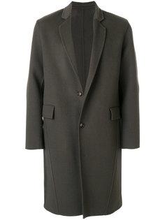 однобортное пальто Harmony Paris