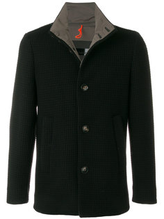 пальто крупной вязки Rrd