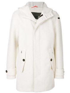 пальто с капюшоном  Rrd