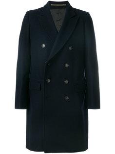двубортное пальто Department 5