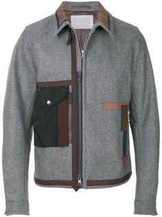 куртка с карманом с клапаном Kolor