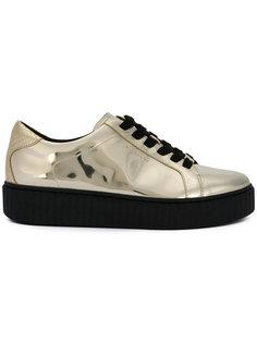кроссовки Trevor на шнуровке Michael Michael Kors