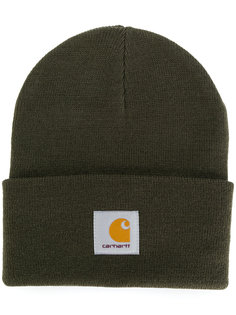 шапка-бини с нашивкой логотипа Carhartt