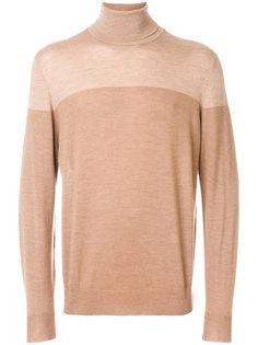 свитер с высокой горловиной Canali