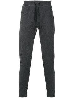 спортивные брюки с эластичным поясом Paolo Pecora