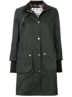 пальто с укороченными рукавами Barbour
